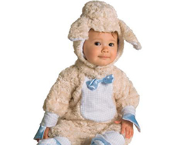 Easter lamb costumes