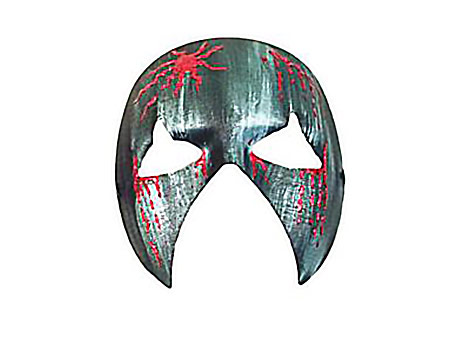 scary masquerade masks for Halloween