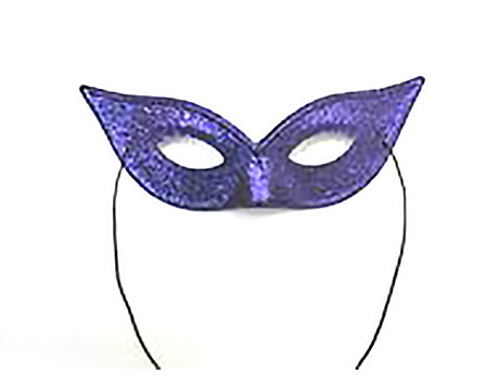 harlequin style masquerade mask collection