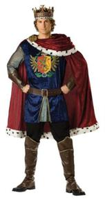Professional theater quality king costume rentals